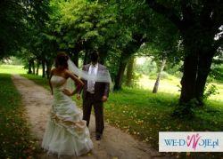 Sprezdam suknię ślubną