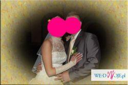 Sprzaedam -suknia ślubna GLAMOUR ( możliwość wypożyczenia)