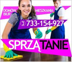 Sprzątanie Katowice mieszkań domów biur tanio cennik firma sprzątająca Sosnowiec Chorzów Ruda Śląska