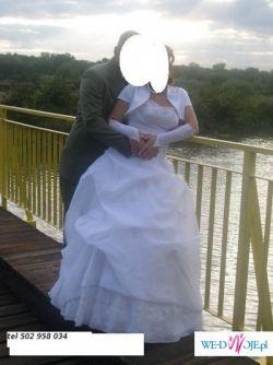 Sprzdam suknie ślubną