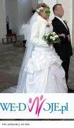 Sprzedam absolutnie wyjatkową piękną białą suknię ślubną