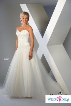 Sprzedam atrakcyjną suknię ślubną