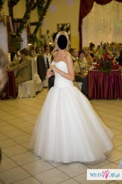 Sprzedam Bajeczną Suknię Maggie Sottero Penelope