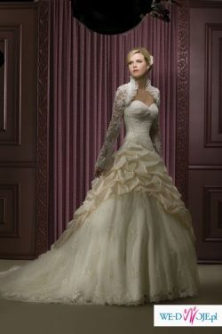 Sprzedam bajeczną suknię ślubną Demetrios 2008 model 2806