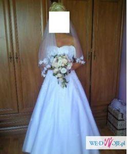 Sprzedam Bajkową Sukienkę ślubną