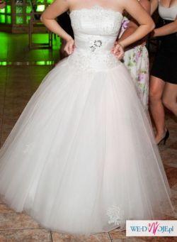 Sprzedam bajkową suknię ślubną!!