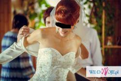 Sprzedam bajkową suknię ślubną dla Księżniczki