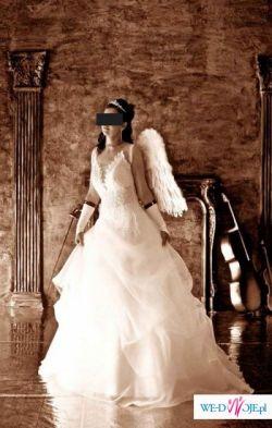 Sprzedam bajkowa suknie z salonu Tracy Bridal w irlandii