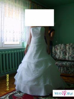 Sprzedam bardzo ładną suknię ślubną.