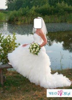 sprzedam bardzo orygilanal suknie Madona - La Sposa  model Mirlo