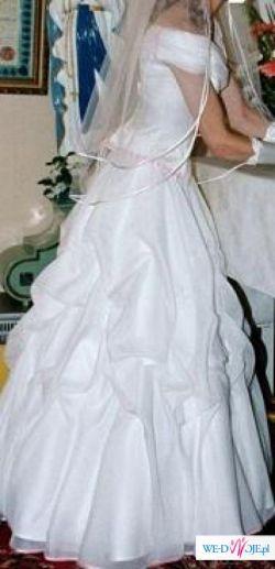 Sprzedam bardzo tanio i szybko suknie ślubną