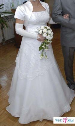 Sprzedam białą suknię ślubną Cymbeline
