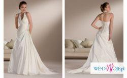 Sprzedam białą suknię ślubną Sincerity model 3500 rozm. 36/38
