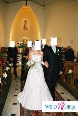 Sprzedam białą suknię SPOSABELLA