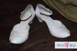 Sprzedam białe buty Ryłko