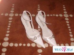 sprzedam buty ślubne (nowe)