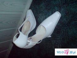 Sprzedam buty slubne oraz welon