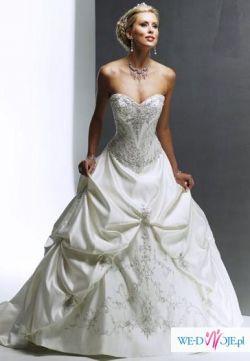 Sprzedam cudną suknię ślubną z kolekcji Maggie Sottero - model Monalisa Royale