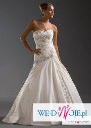 Sprzedam cudowną suknię Justin Alexander 8349