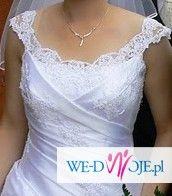 Sprzedam cudowną suknię ślubną - model Regina