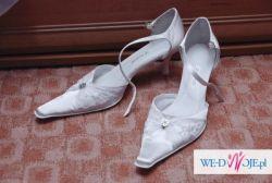 Sprzedam cudowne buty slubne!