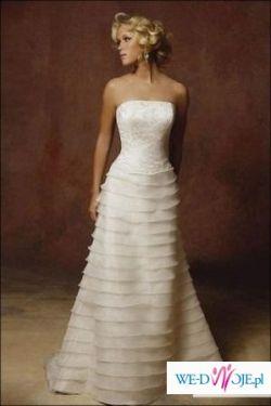 Sprzedam czarującą Suknię Ślubną