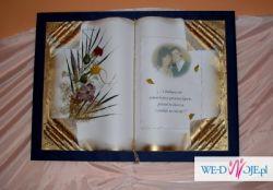 Sprzedam dekorację - dwie księgi