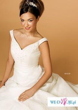 sprzedam delikatną suknię Malur