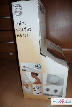 Sprzedam domowe solarium Philips mini studio HB171