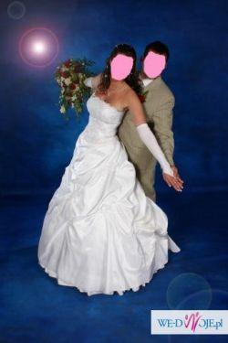 Sprzedam elegancką suknie ślubną idealną dla ciebie