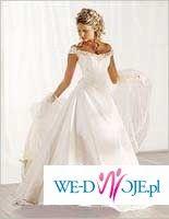sprzedam francuską suknie ślubną