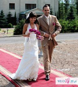 Sprzedam Garnitur Ślubny WILVORST
