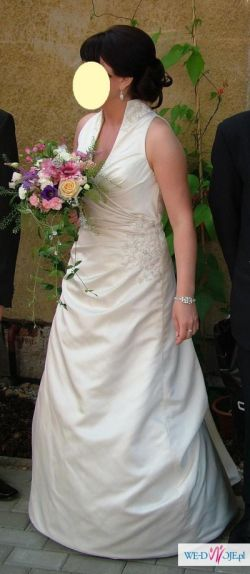 Sprzedam gustowną i elegancka suknię ślubną SINCERITY Bridal