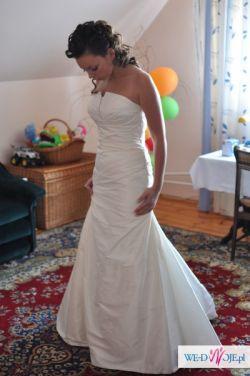 sprzedam hiszpańską suknię la sposa FARO