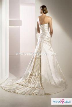 Sprzedam hiszpańską suknię PRONOVIAS MADEA