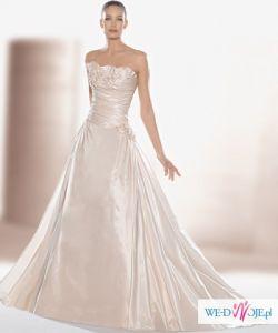 Sprzedam hiszpańską suknię ślubną