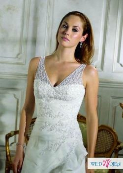 sprzedam hiszpanska suknie slubna Fara Sposa -CENA DO NEGOCJACJI
