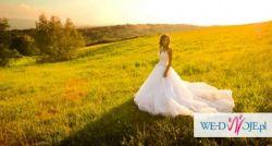 Sprzedam królewską suknię ślubną!