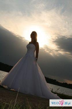 SPRZEDAM  Księżniczka Sincerity Bridal 3520 pieękna