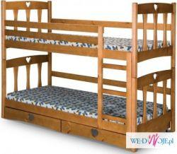 Sprzedam łóżko piętrowe