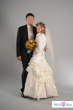 Sprzedam lub wypozyczę suknię ślubną