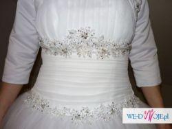 Sprzedam najpiękniejszą suknię ślubną