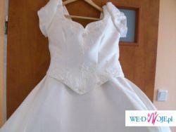 sprzedam naprawdę okazyjnie suknię ślubną!!!