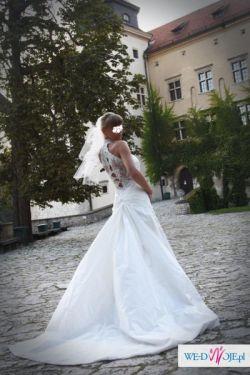 sprzedam niepowtarzalną suknię!!!