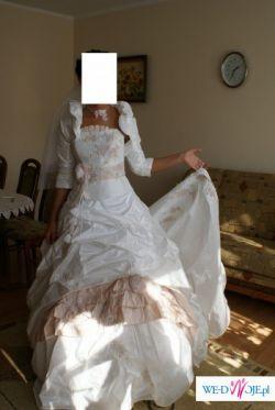 Sprzedam niesamowicie piękną suknię