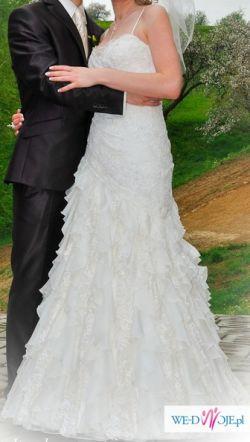 sprzedam niesamowitą suknię cymbeline