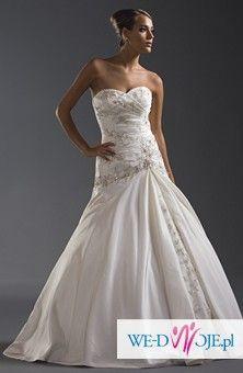 Sprzedam nową suknię ślubną JUSTIN ALEXANDER 8349