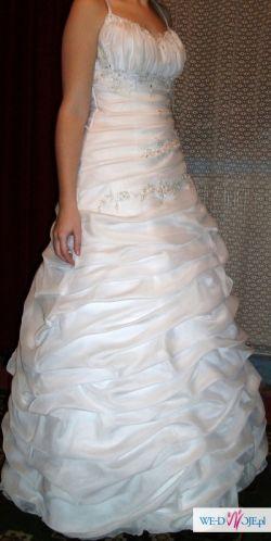 Sprzedam nową suknię ślubną roz. 34-36