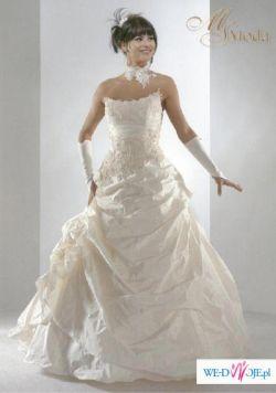 Sprzedam nową suknię ślubną  roz.38