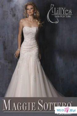 sprzedam oryginalną suknię Anniston od Maggie Sottero